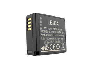 Leica Batteria ricaricabile BP-DC15-E per Leica D-Lux, C-Lux