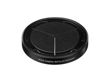 Leica Tappo automatico per leica D-Lux, nero
