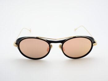 Eyepetizer sole HELEN GOLD BLACK