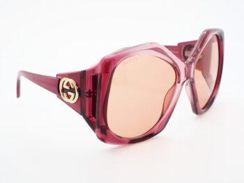 Gucci sole GG0875S BURGUNDY