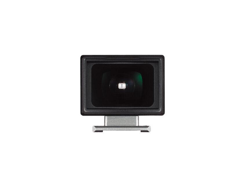 Leica Mirino 21 mm, Nero Laccato