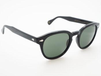Moscot sole LEMT 52 BLACK GREEN