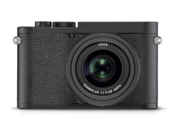 Leica Q2 Monochrom Nera